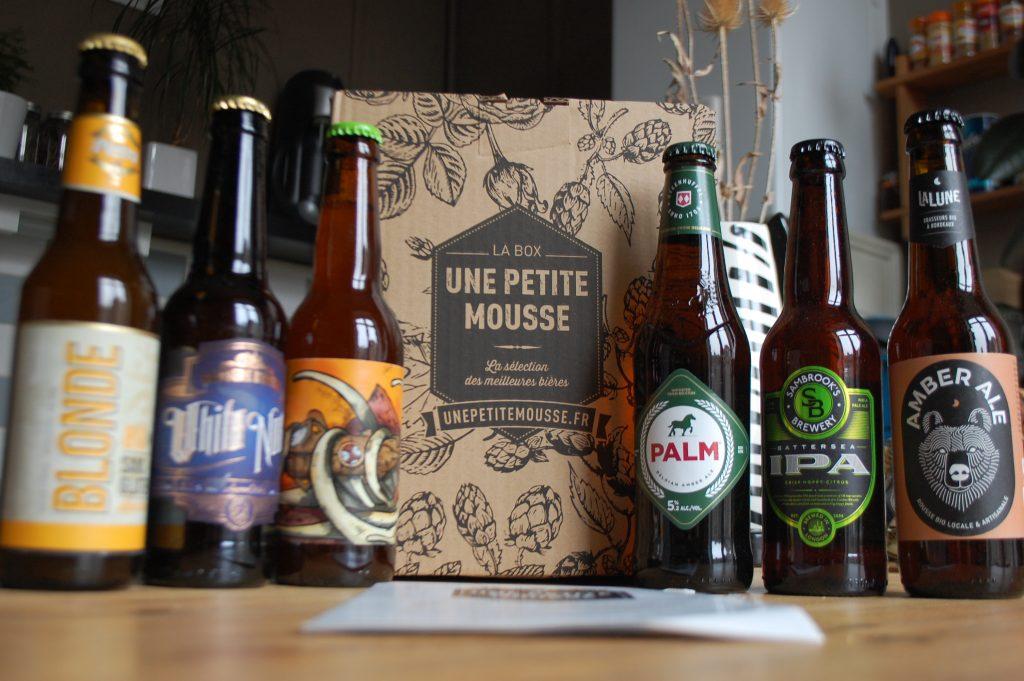 Ma Bière Box de novembre 2019
