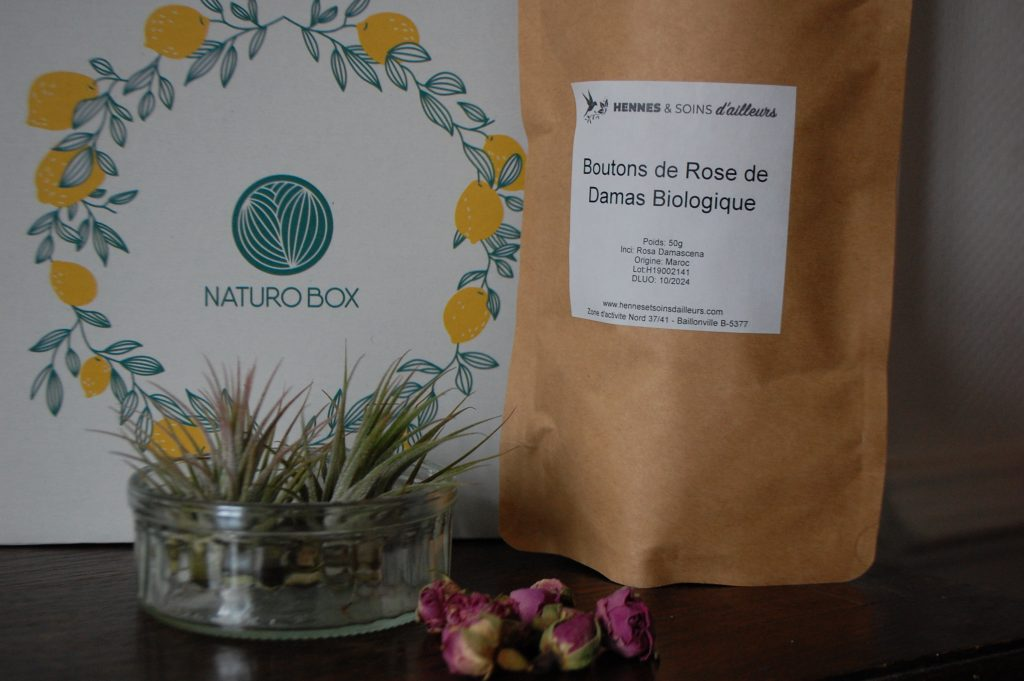 Naturobox de novembre décembre 2019