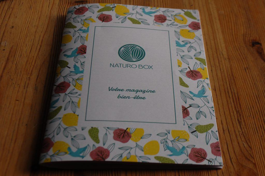 Naturobox de janvier février 2020