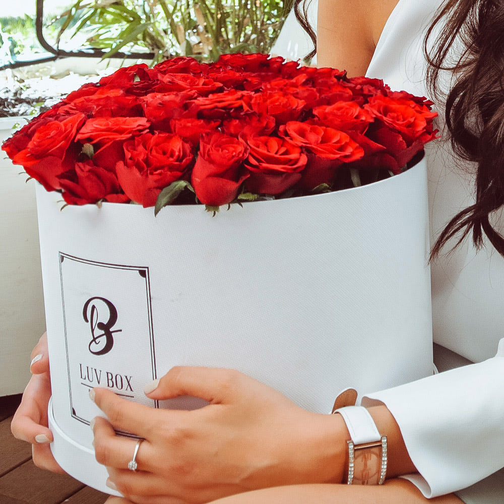 La box fleurs luvbox