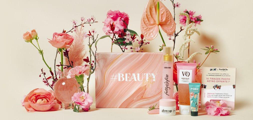 Beautiful Box by Aufeminin et ses produits