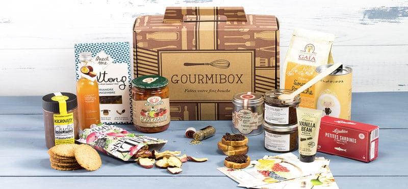 Gourmibox : la Box surprise de tous les gourmands