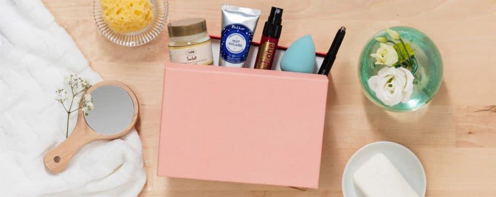 Box maquillage