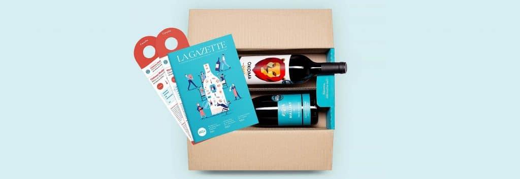 une Box vin par cher
