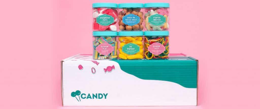 Une Box de bonbon
