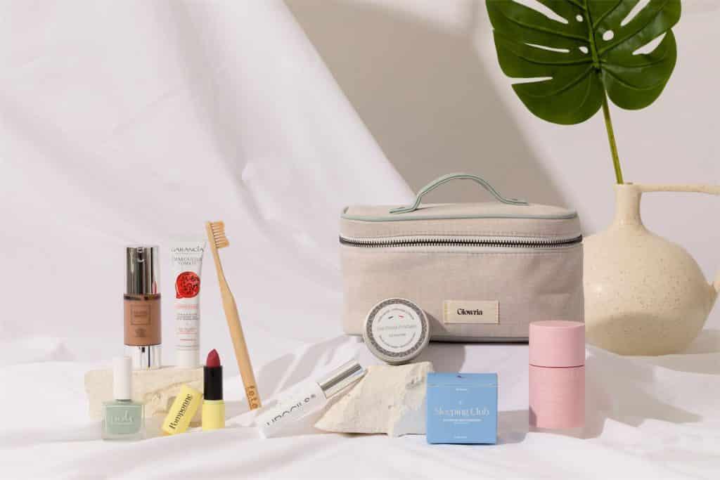 Glowria : la box make-up tendance