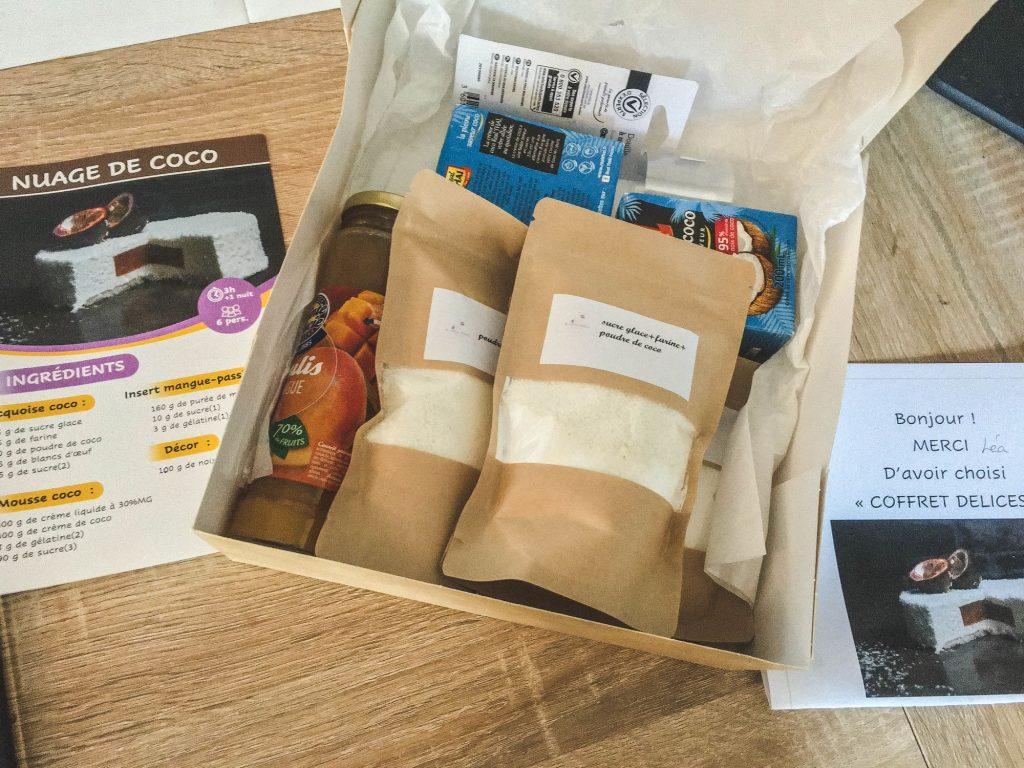 Box Nuage de Coco