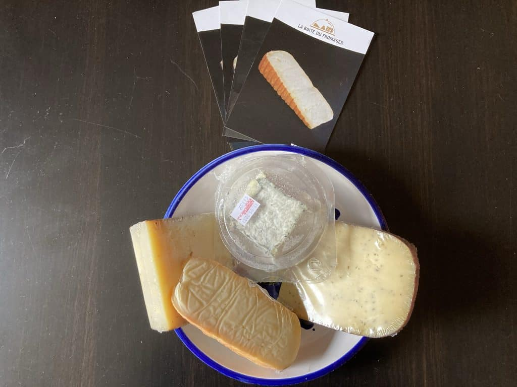 box fromages