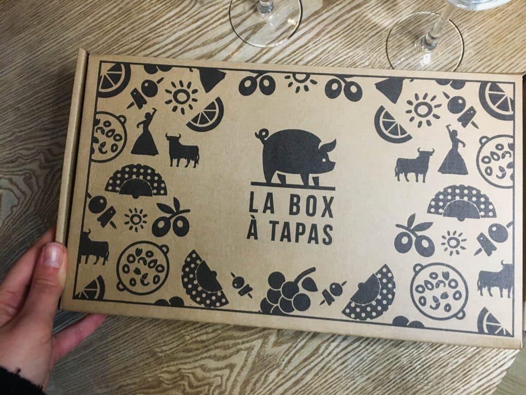 La Box a tapas