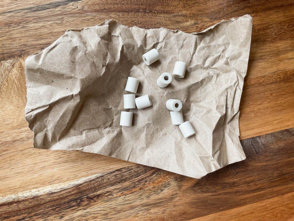 Perles ceramique