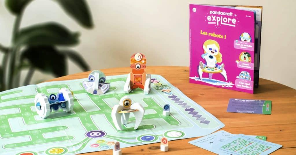 Pandacraft : des activités originales pour vos enfants