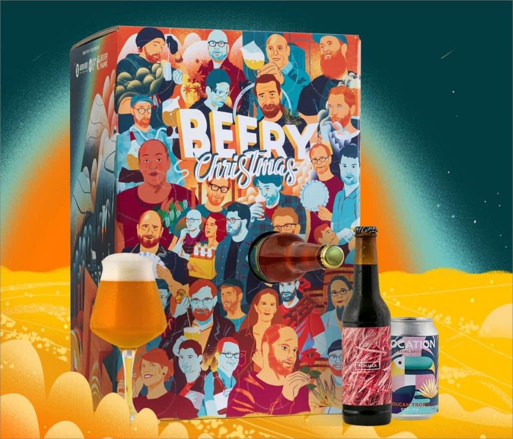 Calendrier Beery Christmas : les bières à déguster