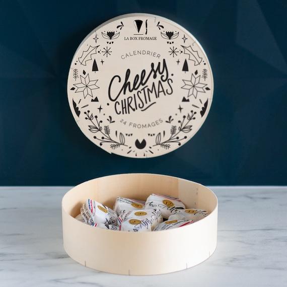 Calendrier de l'avent/après Cheesy Christmas la Box Fromage
