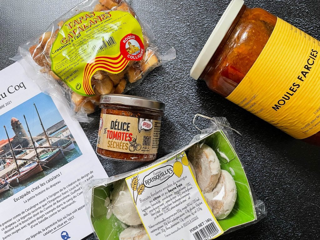 Produits de la Catalogne