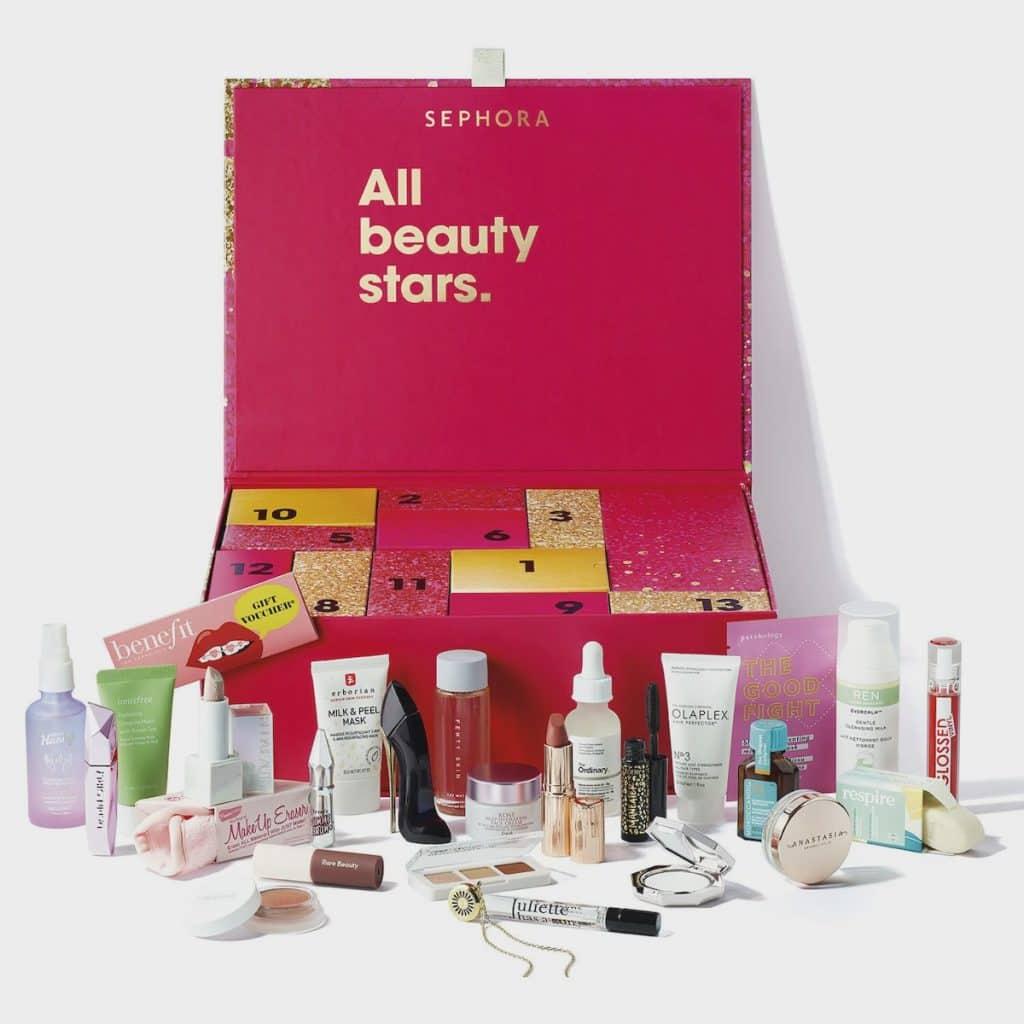 Sephora: 8 calendriers beauté en exclusivité