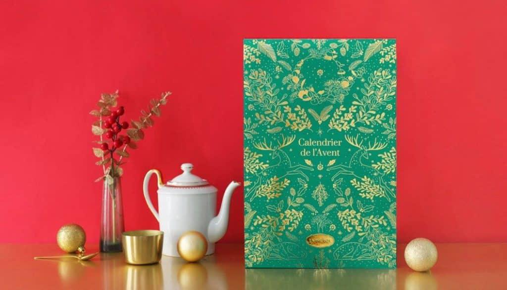 La Thé Box: toute la magie de Noël dans des feuilles de thé